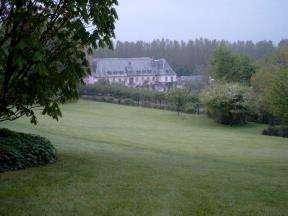 Valloires Tuin